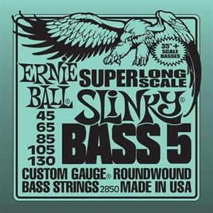 Ernie Ball 2850 45-130 Slinky Super Long Scale