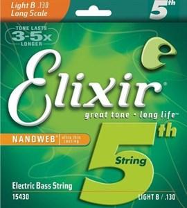 ELIXIR 15430 5-я струна для бас-гитары