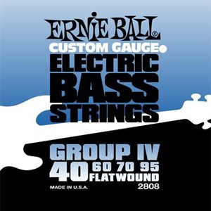 Ernie Ball 40-95 Flat Wound 2808