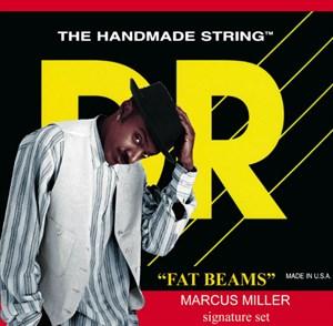 Струны DR Marcus Miller Fat Beams 45-125