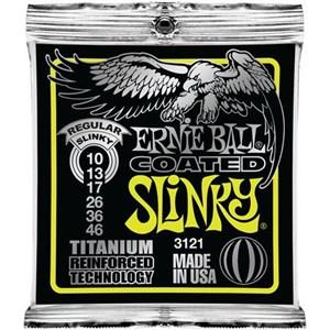 Ernie Ball 3121 10-46 Coated Titanium Reinforced
