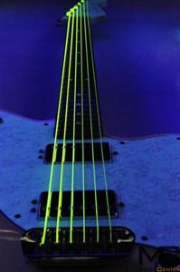 Неоновые струны DR Neon Yellow NYE-10
