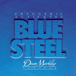 Струны Dean Markley 2554 Blue Steel (9-11-16-26-36-46)