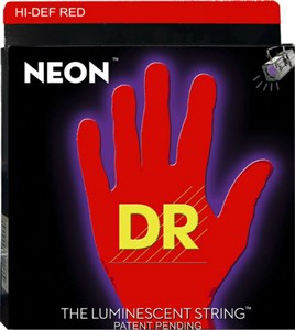 DR NEON Red NRB5-45 (45-65-85-105-125)