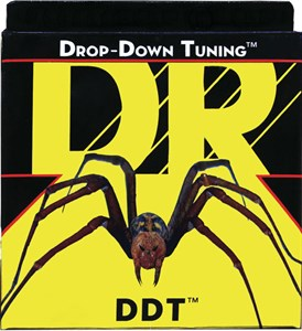 DR DDT Drop-Down Tuning 13-17-22-42-56-65