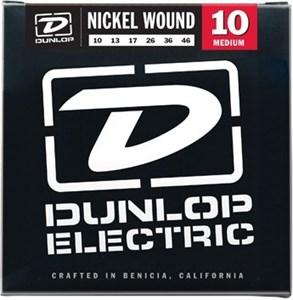 10-46 Dunlop Nickel Wound Medium DEN1046
