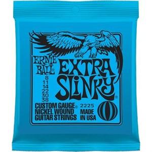8-38 ERNIE BALL 2225 Extra Slinky