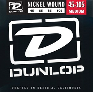 45-105 DUNLOP DBN45105 Nickel Wound
