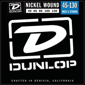 45-130 DUNLOP DBN45130 Nickel Wound