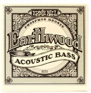 45-95 ERNIE BALL 2070 Acoustic Bass bronze