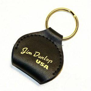 Кожаный брелок Dunlop для медиаторов