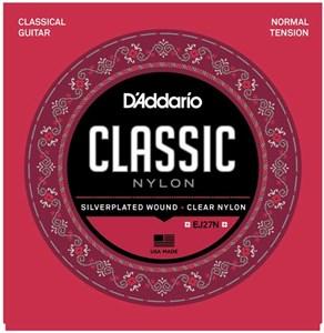 DAddario EJ27N Classic Nylon - новая упаковка