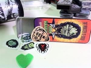 Медиаторы Dunlop Kirk Hammett Metallica (6 шт. в подарочной упаковке) - фото 6539