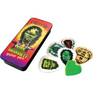 Медиаторы Dunlop Kirk Hammett Metallica (6 шт. в подарочной упаковке) - фото 6540