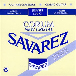 Savarez 500 CJ Corum New Cristal