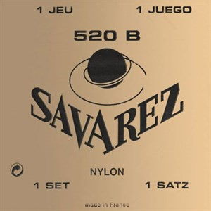 Savarez 520B Traditional White low tension
