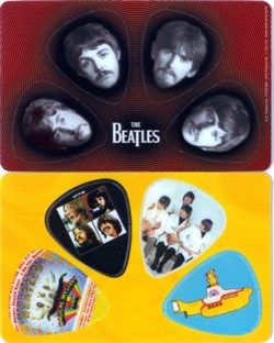 Медиаторы The Beatles Pikcard - фото 6625