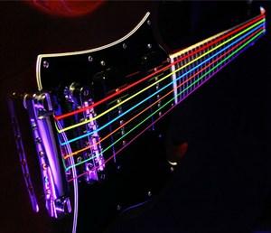 Струны 9-46 DR NEON Multi-Color NMCE-9/46 - фото 6664