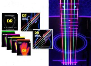 Струны 9-46 DR NEON Multi-Color NMCE-9/46 - фото 6665