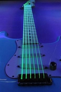 Струны 11-60 DR NEON NGE7-11 Green Electric 7-string - фото 6700