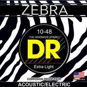 10-48 DR ZEBRA Acoustic-Electric ZAE-10