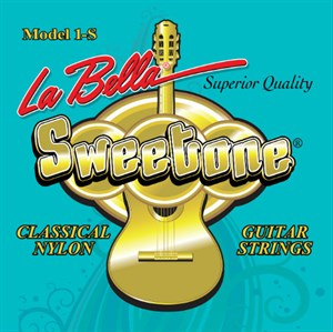La Bella 1S Classical Sweetone