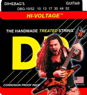 10-52 DR DBG-10/52 Dimebag Darrell Hi-Voltage