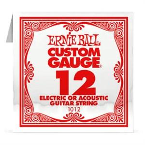 1-я струна 12 ERNIE BALL (для электро или акустики)
