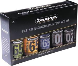 Набор Dunlop 6500 System 65 Guitar Maintenance Kit по уходу за гитарой