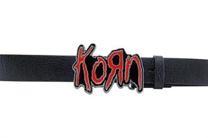 Ремень кожаный для джинсов KORN - фото 6810