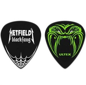 Dunlop Hetfield Metallica Black Fang PH112 (лицевая и обратная сторона)