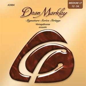 12-54 DEAN MARKLEY Vintage Bronze 2004