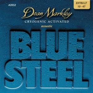 10-47 Dean Markley Blue Steel Acoustic 2032