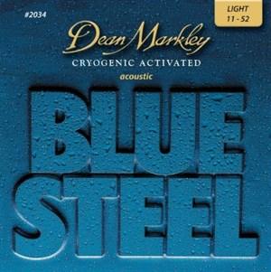 11-52 Dean Markley Blue Steel Acoustic 2034