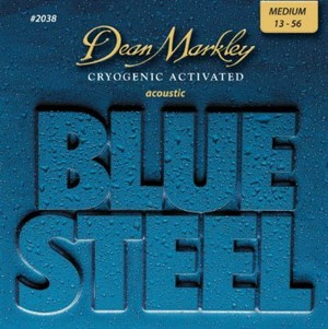 13-56 DEAN MARKLEY Blue Steel Acoustic 2038