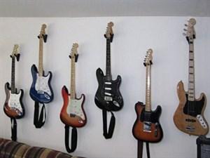 Держатель настенный для гитары
