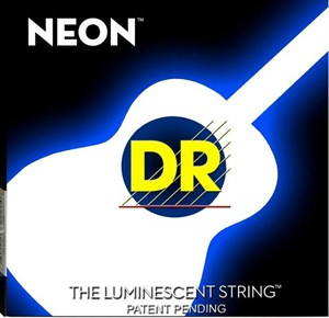 12-54 DR NEON NWA-12 White Acoustic