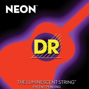 DR NEON Orange Acoustic NGA-10