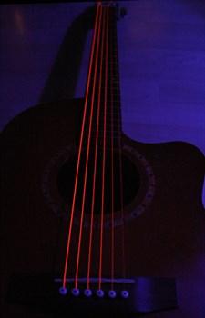 Струны DR Neon NRA-12 Red medium 12-54, phosphor bronze - фото 6961