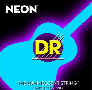DR NEON Blue Acoustic NBA-12