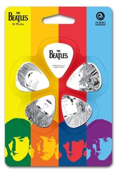 """Медиаторы The Beatles от Planet Waves (10 шт. в уп-ке) """"Revolver Album"""" - фото 7064"""