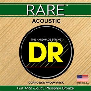 Струны DR RARE RPL-10 extra light 10-48, phosphor bronze - фото 7186