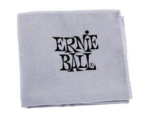 Ernie Ball Microfiber Polish Cloth (полирующая ткань для гитары) - фото 7399