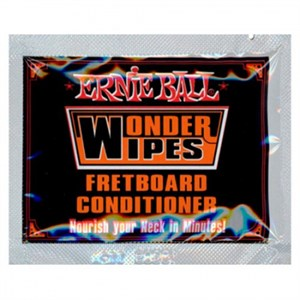 Салфетка для чистки грифа Ernie Ball Conditioner - фото 7401
