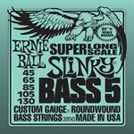 Ernie Ball 2850 45-130 Slinky Super Long Scale