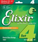 Elixir 14087 Medium Extra Long Scale