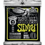 Ernie Ball 3121 10-46 Coated Titanium Reinforced