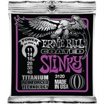 Ernie Ball 3120 11-48 Coated Titanium Reinforced