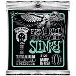 Ernie Ball 3126 12-56 Coated Titanium Reinforced
