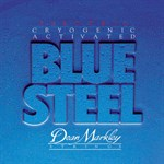 Струны Dean Markley 2556 Blue Steel 10-46